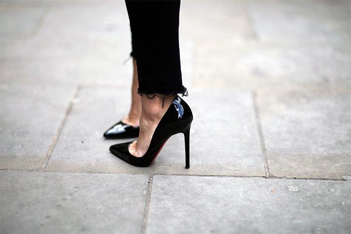 pantofi stilleto