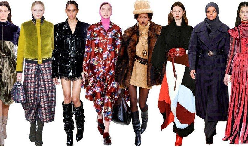 Tendinte fashion toamna /iarna 2017