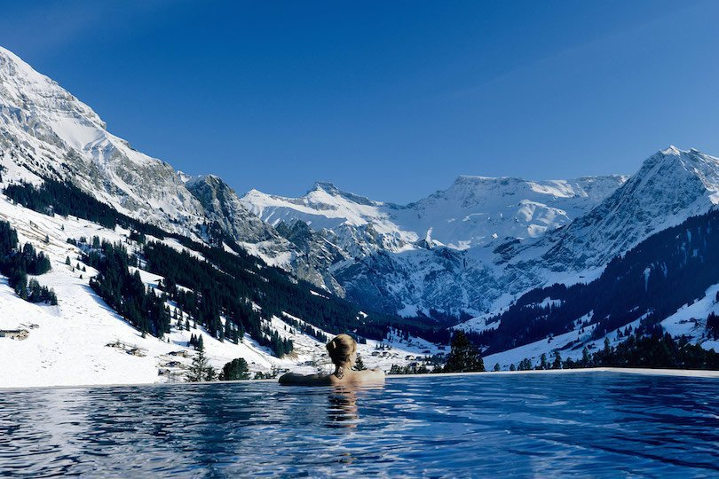 Hotel The Cambrian, Adelboden