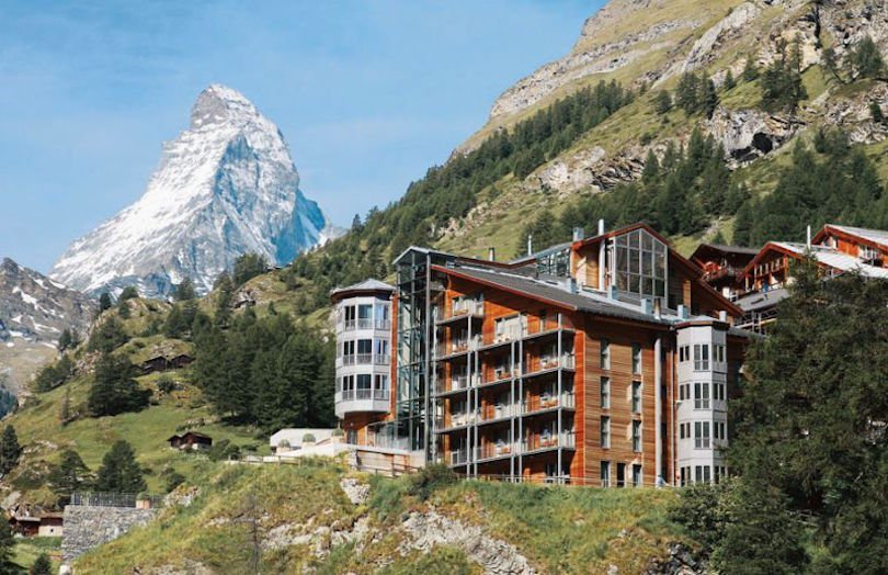 The Omnia, Zermatt